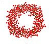 Stickers Red Berry Wreath