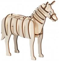 3-d Puzzle Horse IQ-Test