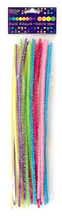 Pipe Cleaners 7 mm Opal