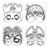 Make a mask Pirater
