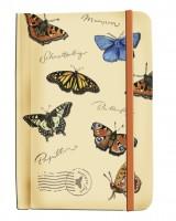 Anteckningsbok Fjärilar