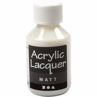 Akryllack Matt 100 ml