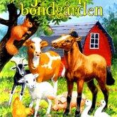 Målarbok Djuren på gården