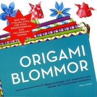 Origami -  Blommor