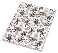 Notebook A5 Monkeys