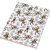 Notebook A5 Monkeys