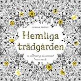 Hemliga trädgården - En skattjakt i målarboken/J. Basford