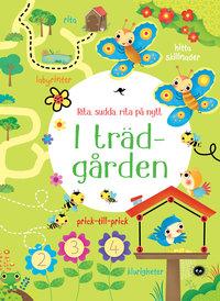 I trädgården - rita, sudda, rita på nytt