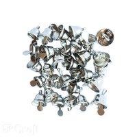 Bells Silver 30 pcs