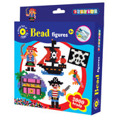 Bead Figures Pirates