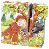 Cube Puzzle Fairy Tale