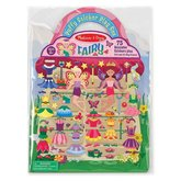 Puffy Stickers Play Set: Pirates