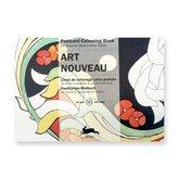 Art Nouveau  20 vykort