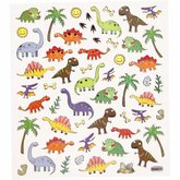 Stickers Dinosaurus