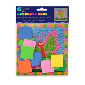 Mosaic Craft Kit Butterfly