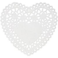 Cake Napkins Heart Big/10 pcs