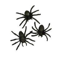Spiders 4 cm/10 pcs