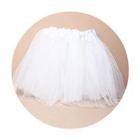 Tulle Skirt White