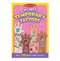 Tatueringar Rosa 100 st