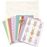 Easter Craft Kit Pastel