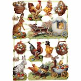 Die Cut  7222 Easter