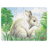Mini puzzle Rabbit