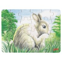 Mini puzzle Rabbit