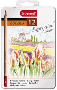 Coloured pensilsExpression colour 12 pcs