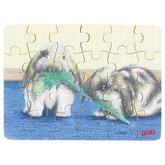 Mini puzzle Rabbits