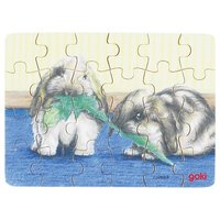 Mini puzzle Rabbits