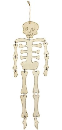 Skelett/Plywood
