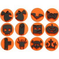 Foam Stamps Halloween