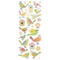 Stickers Fåglar