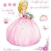 Clearstamps Little Princess