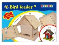 Bird Feeder Wooden