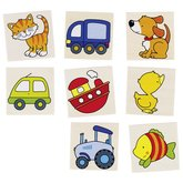 Memo game Animals & Vehicle