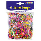 Fancy loops 1000 pcs