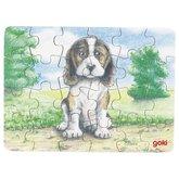 Mini puzzle Dog