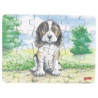Minipussel Hund
