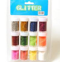Glitter 12 pcs