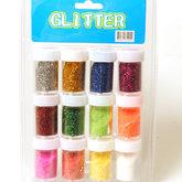 Glitter 12 st