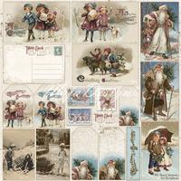 Vintage Frost Basics/Christmas Die Cuts