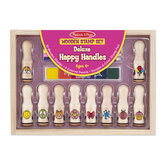 Stamp set Deluxe Happy Handles