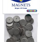 Magnets 15 mm 36 st