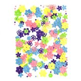 Sequins flowers 20 g