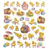 Stickers Kycklingar