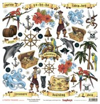 The Pirate's Treasure/Pirate Paradise