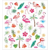 Stickers Flamingo