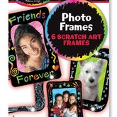 Photo Frames Scratch Art