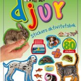 Mina Djur - aktivitetsbok med stickers